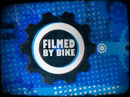 Filmed By Bike
